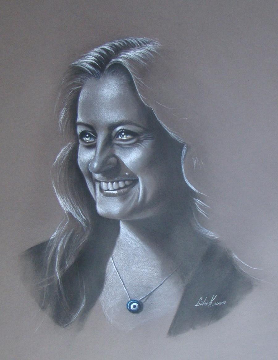 Realisation De Portraits Par Artiste Peintre Portraitiste